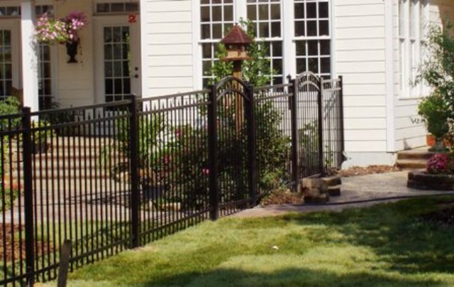 Rome Fence Co Raleigh Fence Options Photo Gallery